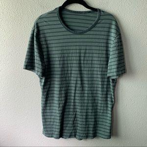 Men's Lululemon 5 Year Basic Tee Striped